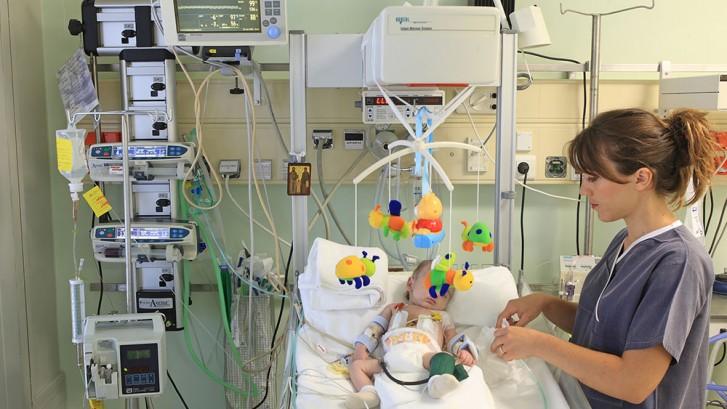 Παιδοκαρδιολογική Παιδοκαρδιοχειρουργική Μονάδα Εντατικής Θεραπείας