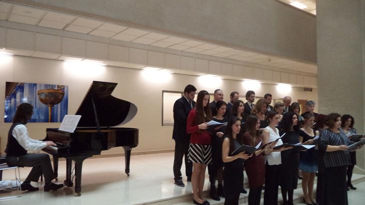 Χορωδία Ωδείο Χολαργού | 01.04.15