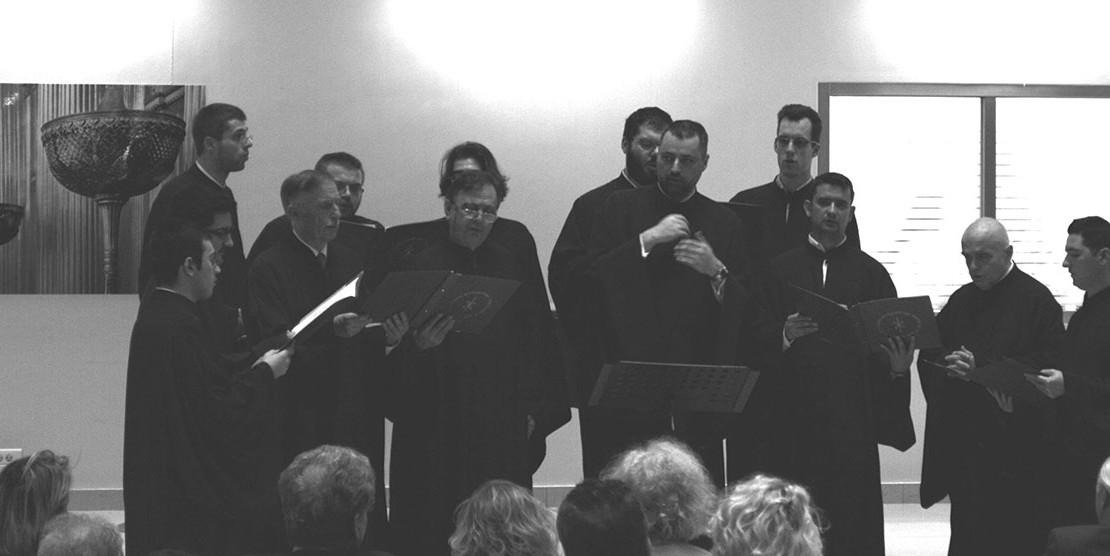Ελληνική Βυζαντινή Χορωδία | 10.04.14