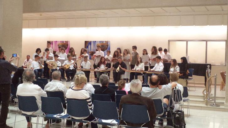 Μουσικό Σχολείο Αλίμου | 20.04.16