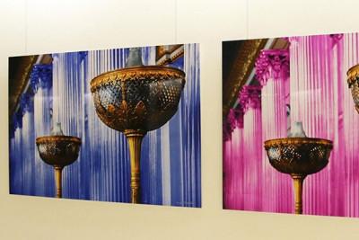 Αμαλία Σωτηροπούλου | Κολώνα Χρυσή, Μπλε, Ροζ Μουσείο Hermitage