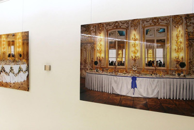 Αμαλία Σωτηροπούλου | Τραπέζι Ι & ΙΙ Μουσείo Hermitage